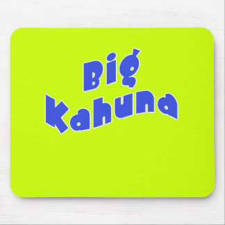 Big Kahuna with Matching Little Kahuna Products Mouse Pad