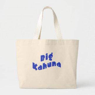Big Kahuna with Matching Little Kahuna Products Jumbo Tote Bag