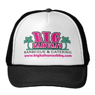 Big Kahuna's BBQ Hat's Cap