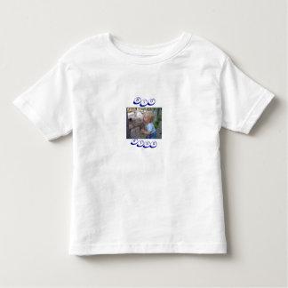 big, kiss toddler T-Shirt