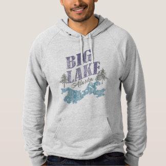 Big Lake Alaska Sweatshirt or Tshirt