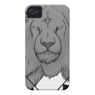 Big lion - Layer/Barely There for iPhone 4 iPhone 4 Case