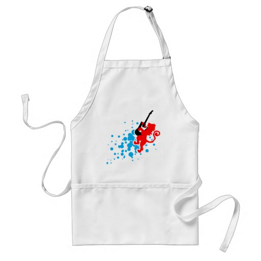 Big Lion Polo Rock Apron