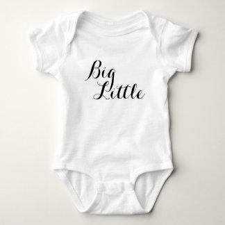 Big Little Baby Big Brother Big Sister Shirt