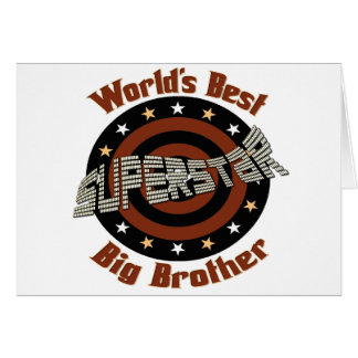 Big, Little, Middle Brother Gifts Cards
