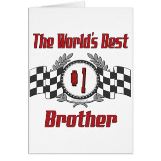 Big Little Middle Brother Gifts Greeting Card