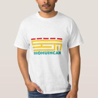 Big Logo OHOHUIHCAN T-Shirt
