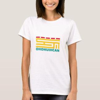 Big Logo OHOHUIHCAN Women T-Shirt
