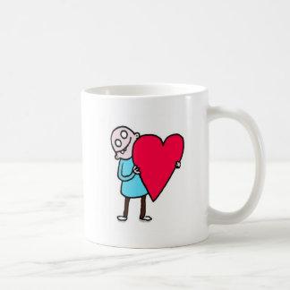 Big Love, Bald Ugly Man Coffee Mug
