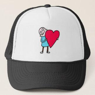 Big Love, Bald Ugly Man Trucker Hat