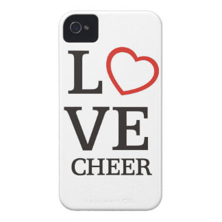 Big LOVE Cheer iPhone 4 Cover
