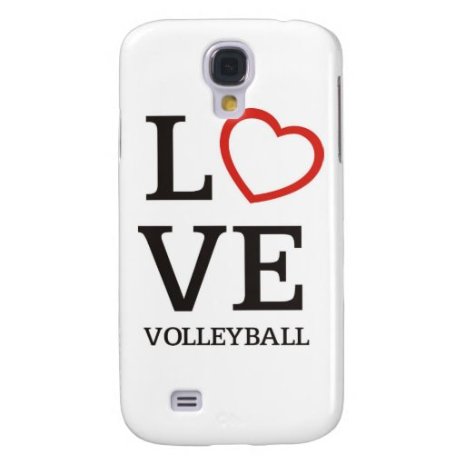 Big LOVE Volleyball HTC Vivid Cover