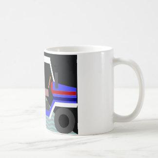 big mail truck coffee mugs
