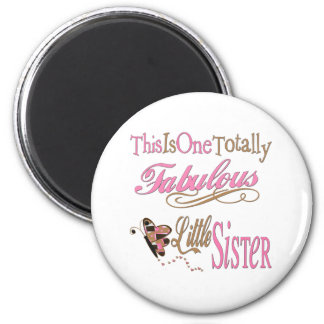 Big, Middle & Little Sisters Fridge Magnets