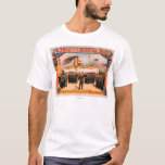 Big Minstrel Jubilee Remember the Maine Poster T-Shirt