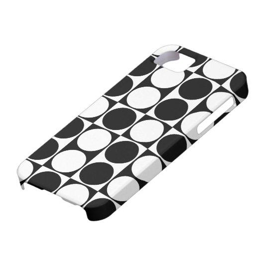 Big Mod Dots Black & White Case-Mate ID™