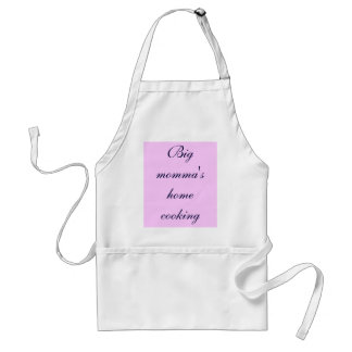 Big momma's home cooking standard apron