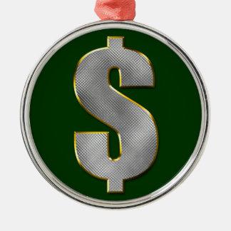 Big Money Christmas Ornament