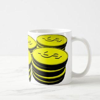 Big Money Coffee Mugs