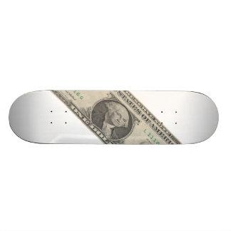 Big Money Draws Deck Skate Board Deck