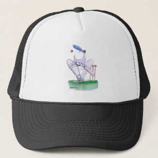 BIG MOUTH - cricket, tony fernandes Trucker Hat