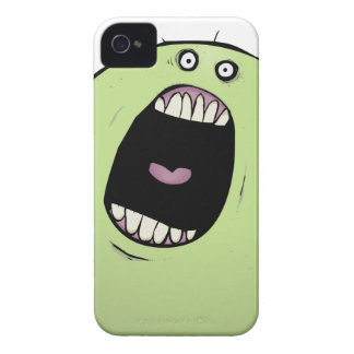 Big Mouth Green Monster iPhone 4 4s Cover