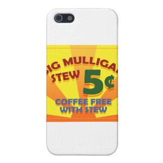 Big Mulligan Stew Case For iPhone 5/5S