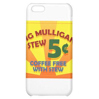 Big Mulligan Stew Case For iPhone 5C