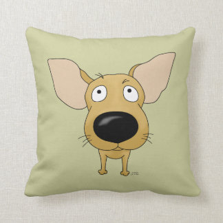 Big Nose Chihuahua Cushion