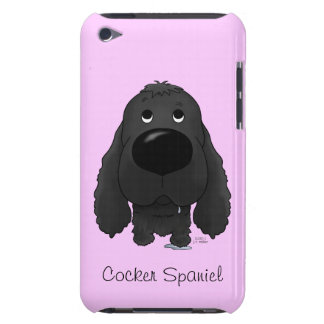 Big Nose Cocker Spaniel Barely There iPod Case