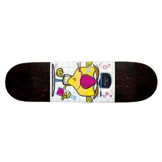 Big Nose - Customized Skate Board Decks