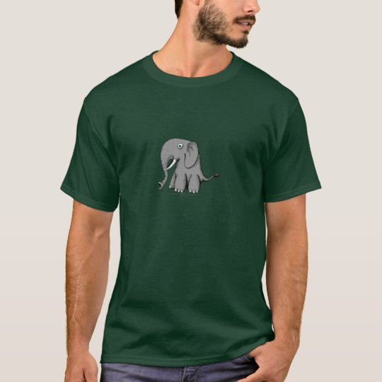 Big Nose Elephant Shirt