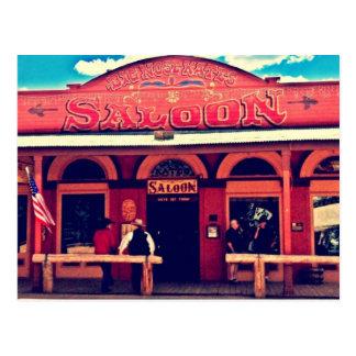 Big Nose Kate's Saloon Tombstone Arizona Postcard