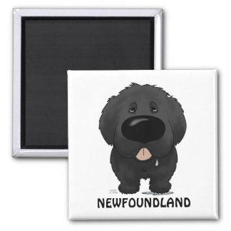 Big Nose Newfoundland Magnet