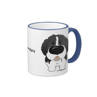 Big Nose Newfoundland Coffee Mugs