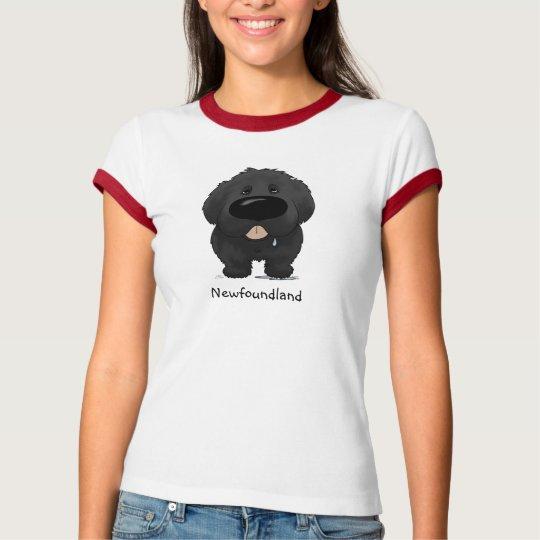 Big Nose Newfoundland T-Shirt