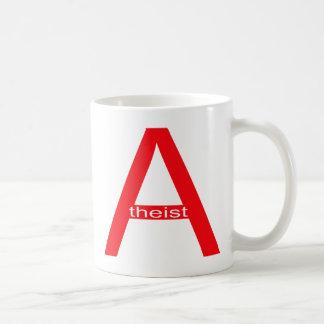 Big Ol' Atheist Basic White Mug