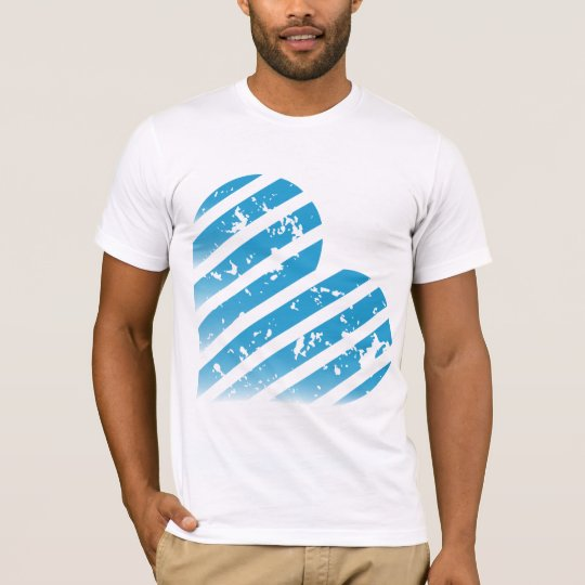 Big on Blue T-Shirt