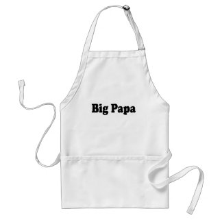 Big Papa Adult Apron