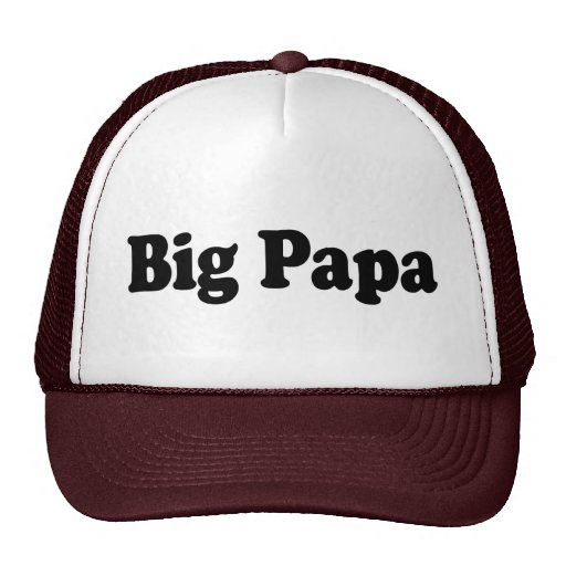 Big Papa Mesh Hat