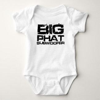 Big Phat Subwoofer Dubstep Infant Creeper