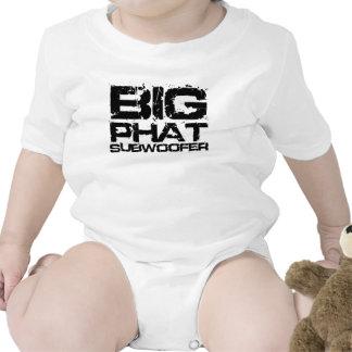 Big Phat Subwoofer Dubstep Bodysuit