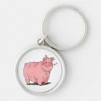Big Pig Keychain