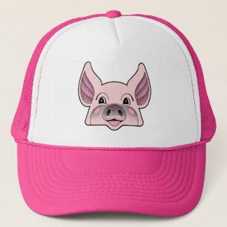 Big Pig Trucker Hat