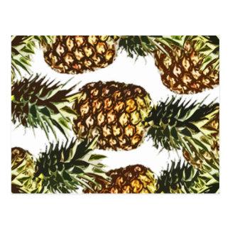Big pineapples (BGC customizable) Postcard