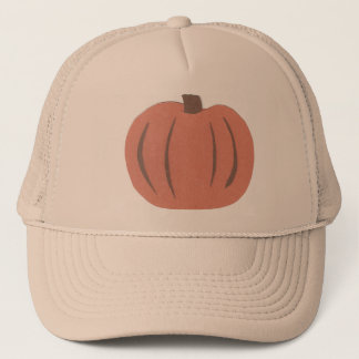 Big Pumpkin Trucker Hat