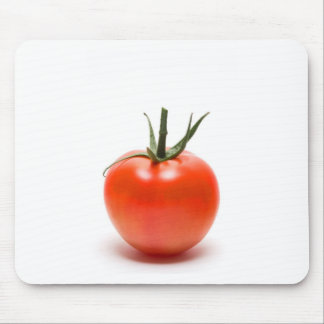 Big red juicy tomato mousepads