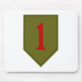 Big Red One, 1st ID Patch Mouse Pad