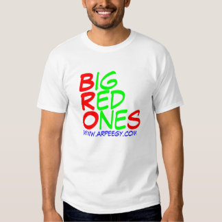 Big Red Ones #4 T-shirts
