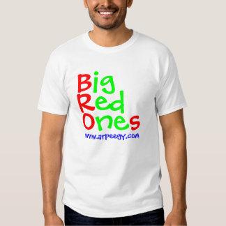 Big Red Ones #5 Tee Shirt